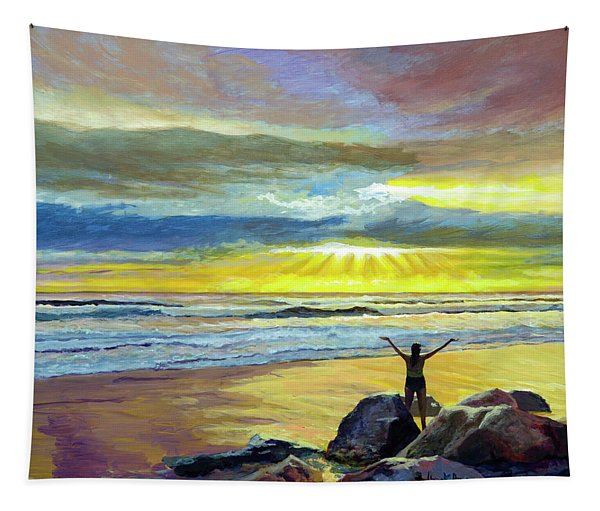 Glorious Day Tapestry