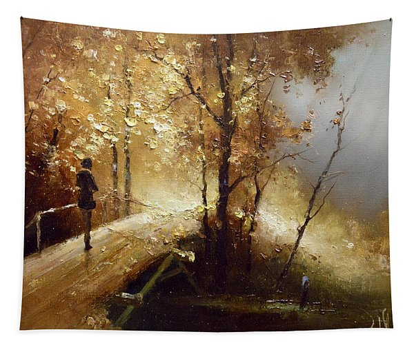 Golden Autumn Tapestry