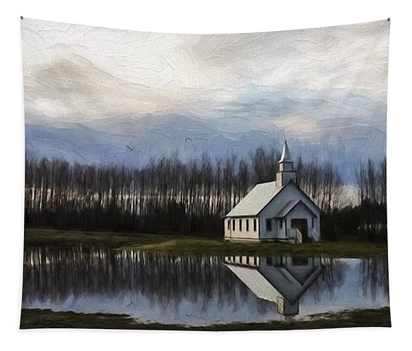 Good Morning - Hope Valley Art Tapestry