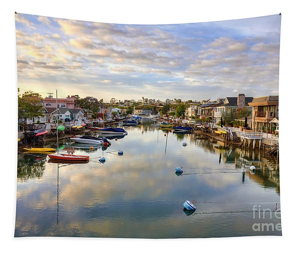 Grand Canal Tapestry