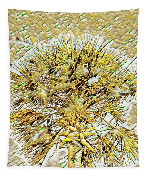 Gullah Palm Tapestry