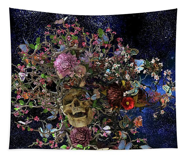 Heaven Help The Fool Tapestry