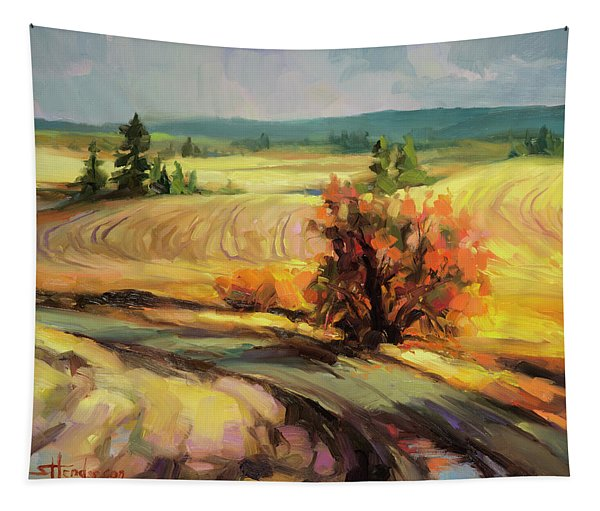 Highland Road Tapestry