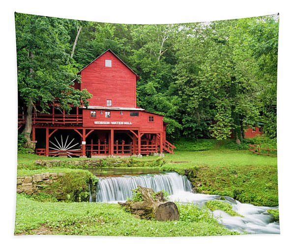 Hodgson Water Mill Tapestry