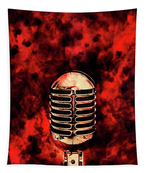 Hot Live Show Tapestry