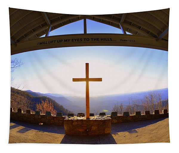 I Will Lift My Eyes To The Hills Psalm 121 1 Tapestry