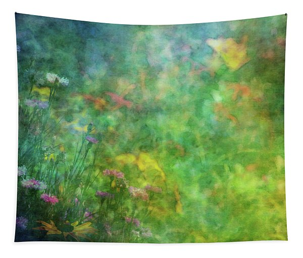 In The Garden 2296 Idp_2 Tapestry