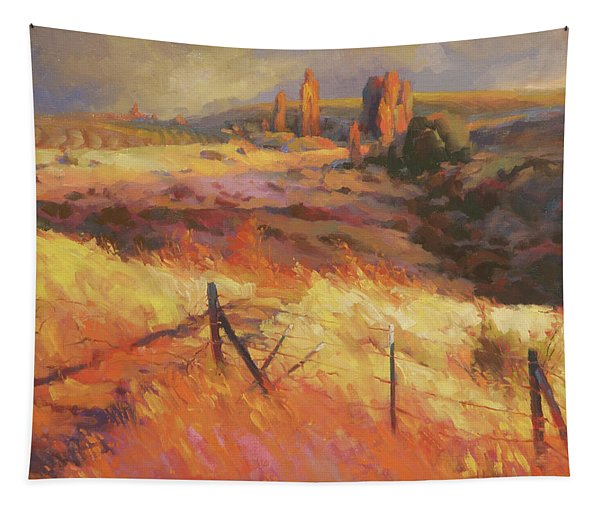Incandescence Tapestry