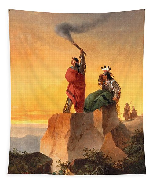 Indian Telegraph Tapestry