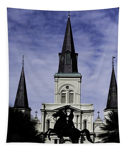 Jackson Square - Color Tapestry
