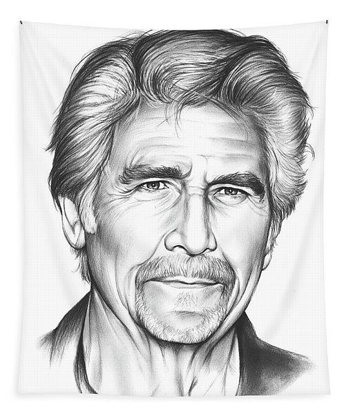 James Brolin Tapestry
