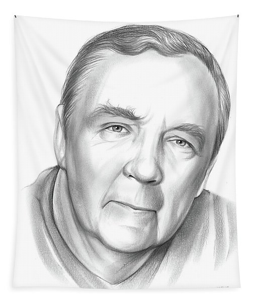 James Patterson Tapestry