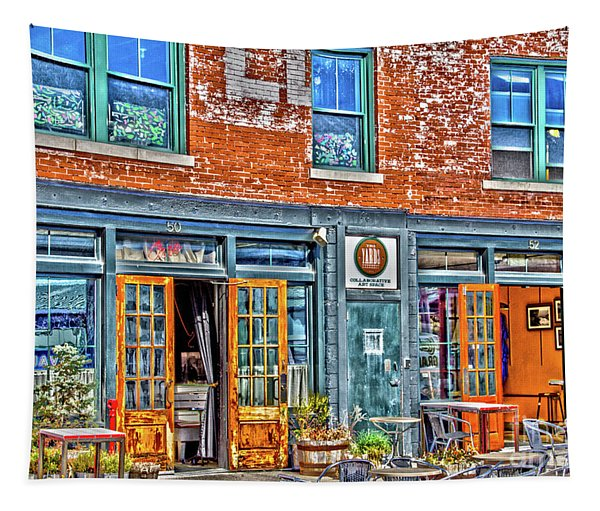 Java House Tapestry
