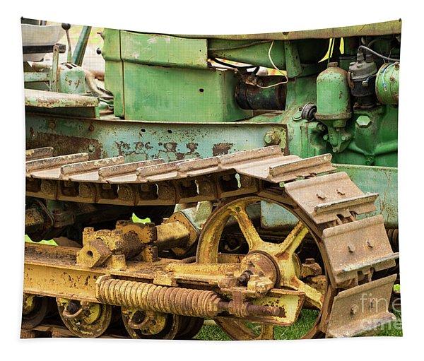 John Deere Tractor 02 Tapestry