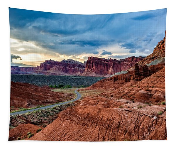 Journey Through Capitol Reef Tapestry