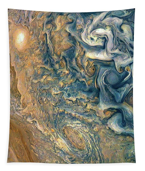 Jovian Abstract 2 Tapestry