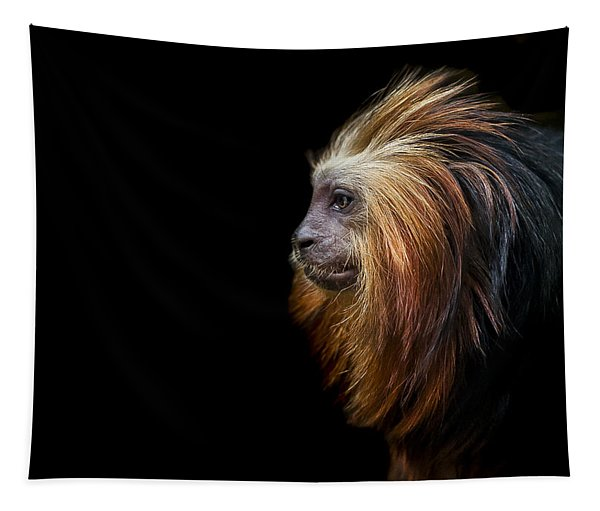 King Of The Jungle Tapestry
