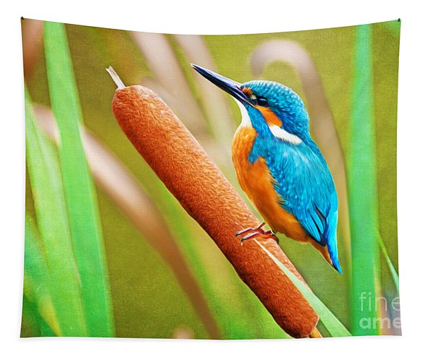 Kingfisher Tapestry