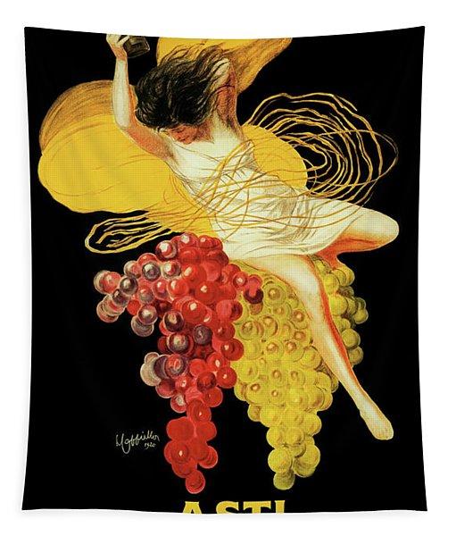 Leonetto Cappiello - Asti Cinzano Tapestry