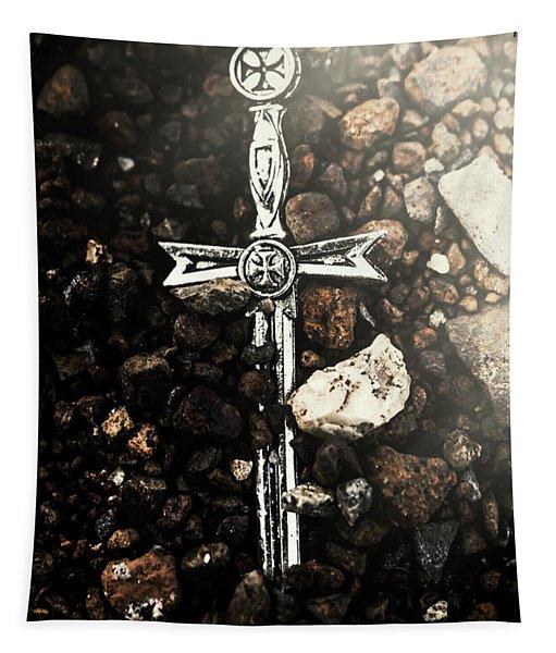 Light Of Mythology Tapestry