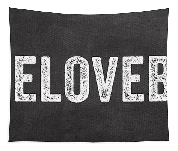 Live Love Bake Tapestry