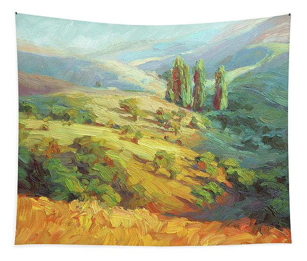 Lombardy Homestead Tapestry