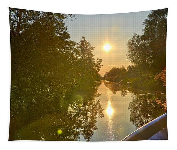 Loosdrecht Boat Trip Tapestry