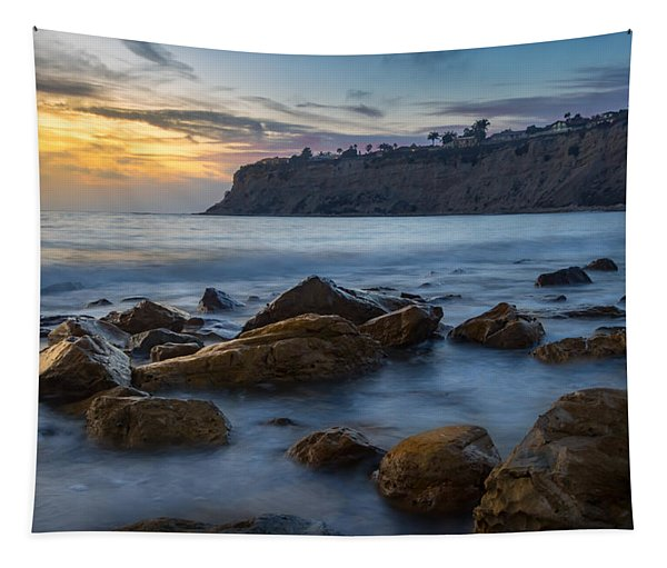 Lunada Bay Tapestry