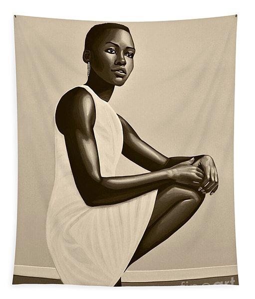 Lupita Nyong'o Tapestry