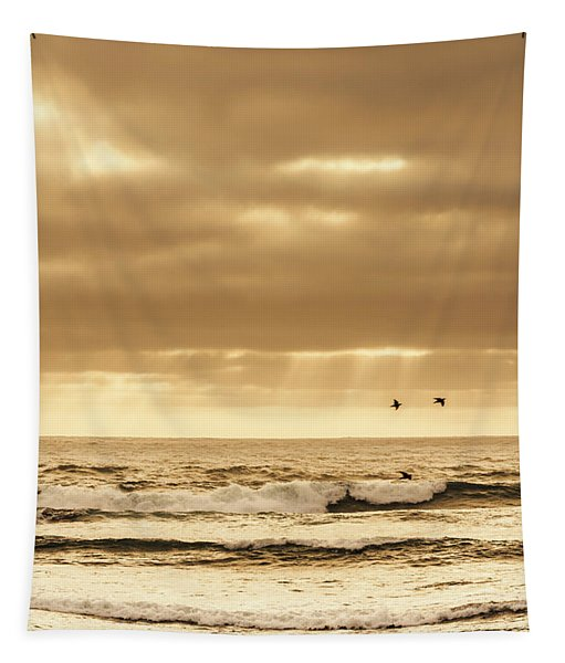 Marine Dream Tapestry