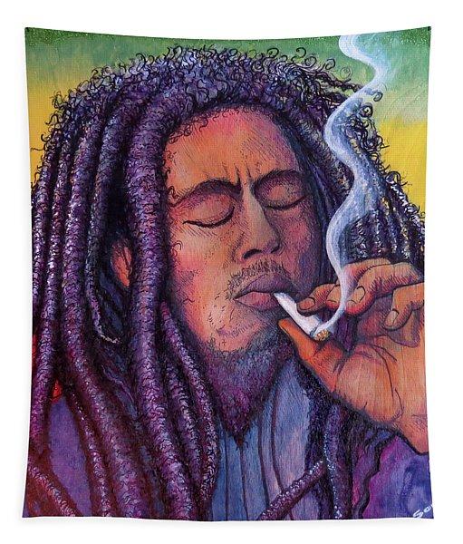 Marley Smoking Tapestry
