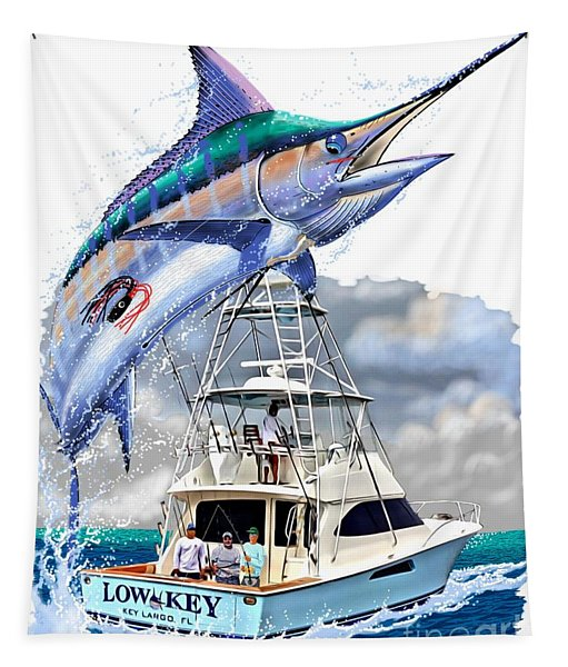 Marlin Commission  Tapestry