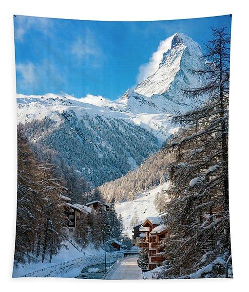 Matterhorn  Tapestry