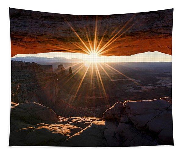 Mesa Glow Tapestry