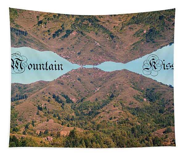Mountain Kiss  Tapestry