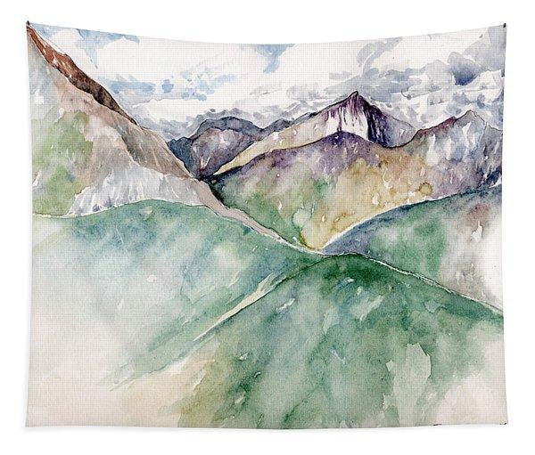 Mountain View Colorado Tapestry