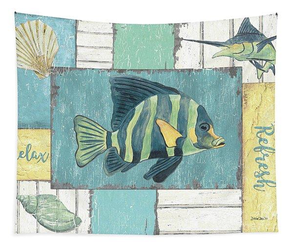 Neptune 2 Tapestry