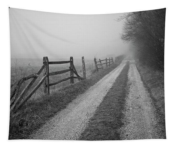 Old Farm Road Tapestry