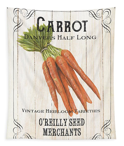 Organic Seed Packet 2 Tapestry