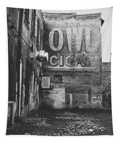 Owl Cigar- Walla Walla Photography By Linda Woods Tapestry