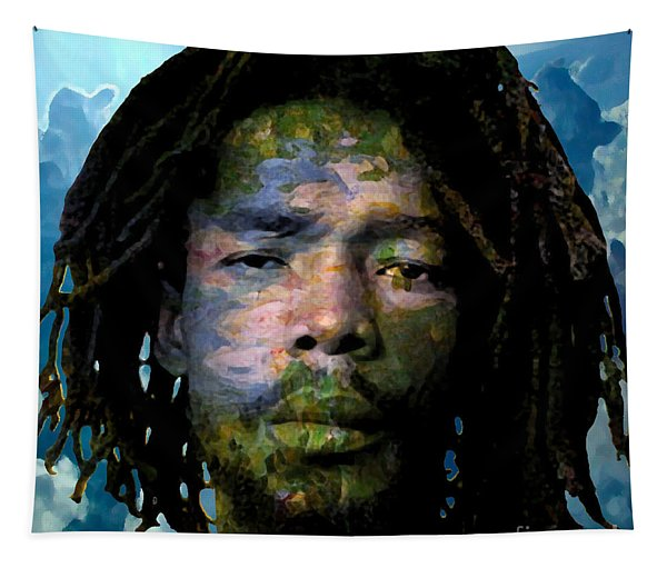 Peter Tosh Tapestry
