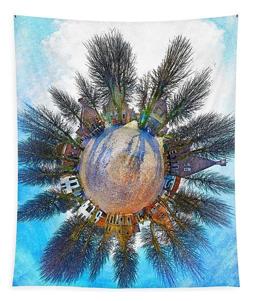 Planet Bourtange Tapestry
