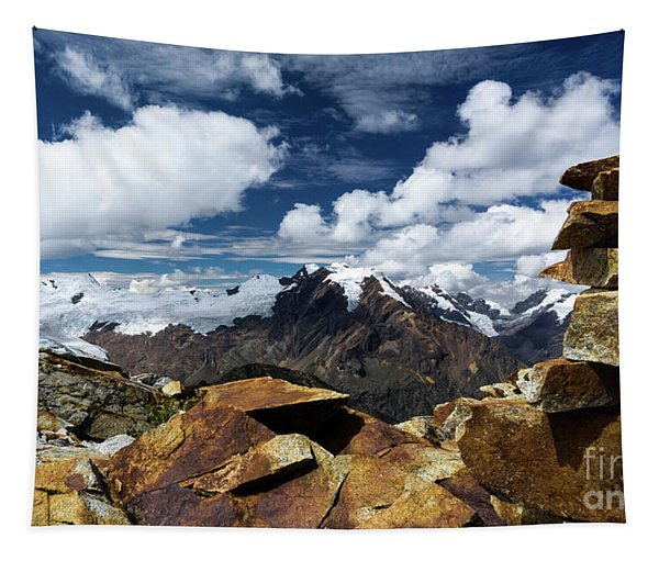 Quilcayhuanca Cairn Tapestry