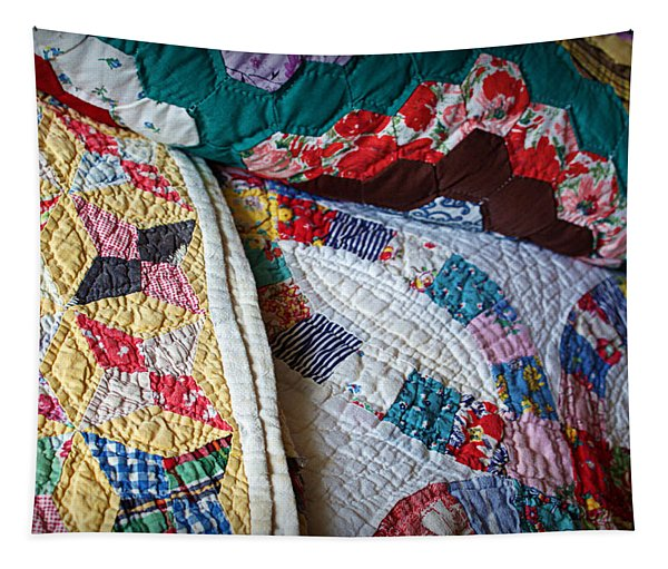 Quilted Comfort Tapestry