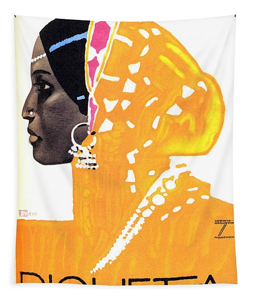 Riquetta - Food And Drink - Vintage Advertising Poster Tapestry