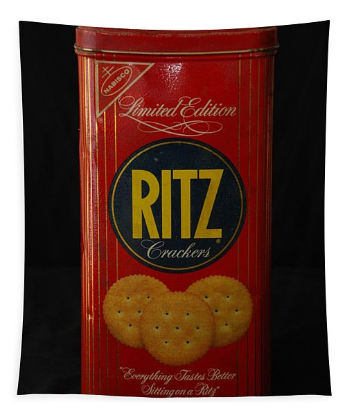 Ritz Crackers Tapestry