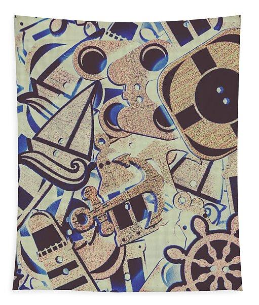 Seaboard Scrapbook Tapestry