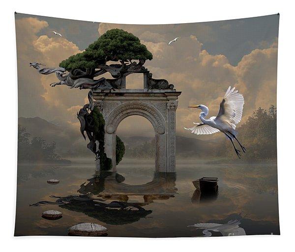 Secret Gate Tapestry