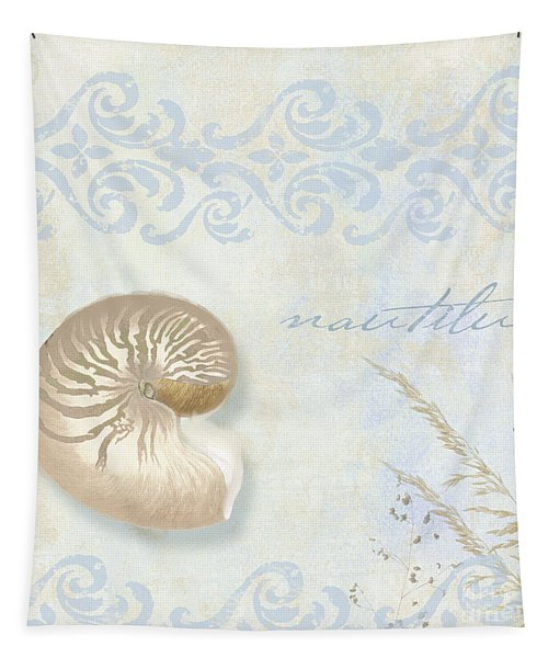 She Sells Seashells I Tapestry
