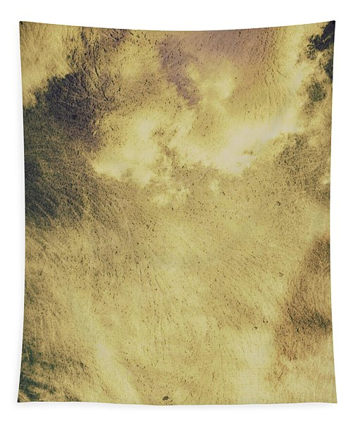 Sky Texture Background Tapestry